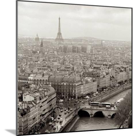 Above Paris #25-Alan Blaustein-Mounted Photographic Print