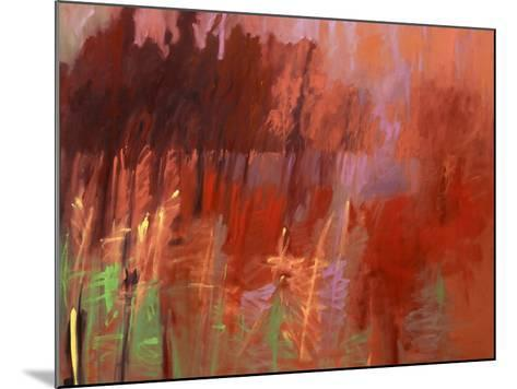 Once Autumn-Jane Schmidt-Mounted Art Print