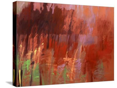 Once Autumn-Jane Schmidt-Stretched Canvas Print