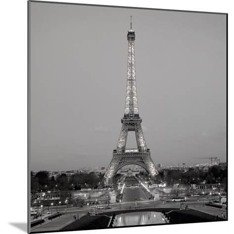 Tour Eiffel #7-Alan Blaustein-Mounted Photographic Print