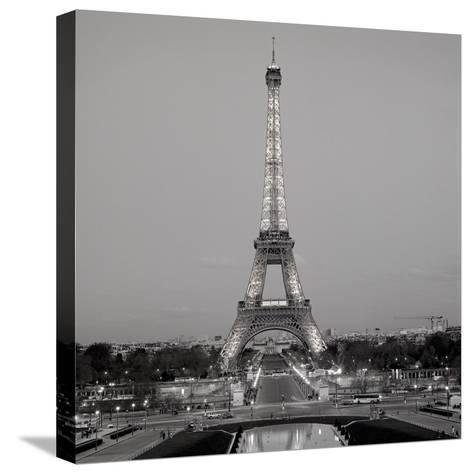 Tour Eiffel #7-Alan Blaustein-Stretched Canvas Print