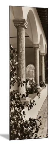 Portico, Toscana-Alan Blaustein-Mounted Photographic Print