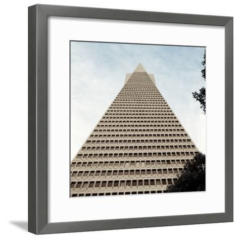 Trans America #2-Alan Blaustein-Framed Art Print