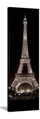 Tour Eiffel #8-Alan Blaustein-Stretched Canvas Print