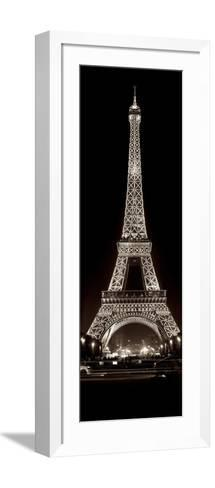 Tour Eiffel #8-Alan Blaustein-Framed Art Print