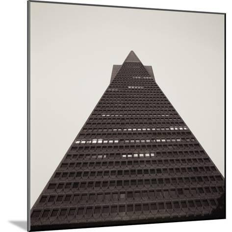 Trans America #3-Alan Blaustein-Mounted Photographic Print