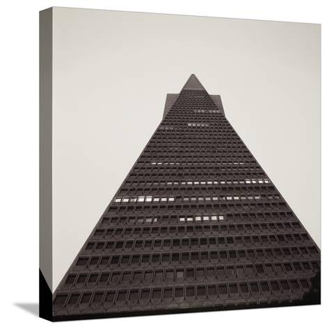 Trans America #3-Alan Blaustein-Stretched Canvas Print