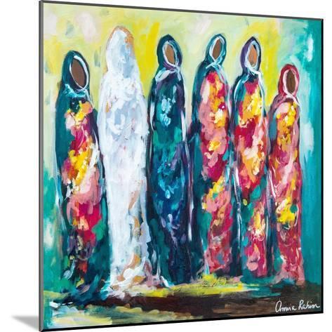 The Wedding-Amira Rahim-Mounted Art Print