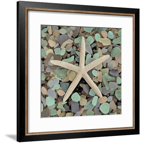 Crystal Harbor #10-Alan Blaustein-Framed Art Print