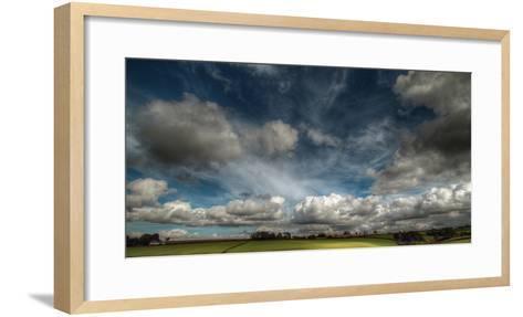 Love Clouds-Adelino Gon?alves-Framed Art Print