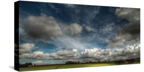 Love Clouds-Adelino Gon?alves-Stretched Canvas Print