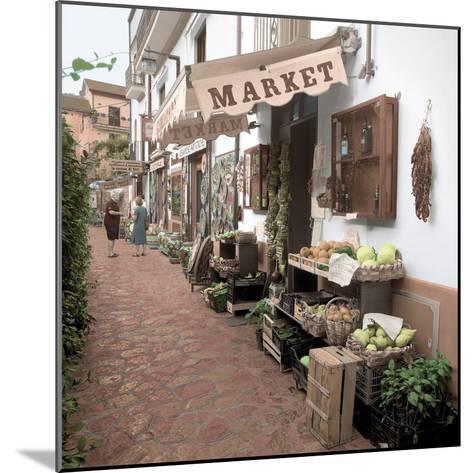 Ravello Market #1-Alan Blaustein-Mounted Photographic Print