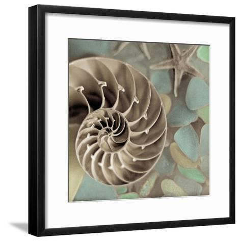 Crystal Harbor #14-Alan Blaustein-Framed Art Print