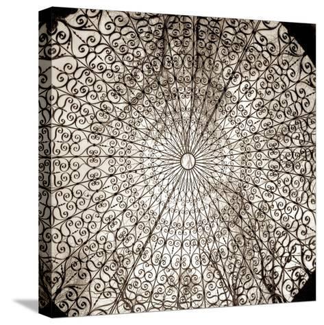 Gazebo #1-Alan Blaustein-Stretched Canvas Print