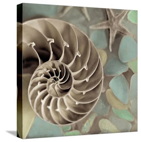 Crystal Harbor #14-Alan Blaustein-Stretched Canvas Print