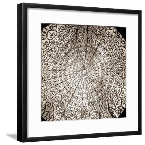 Gazebo #1-Alan Blaustein-Framed Art Print