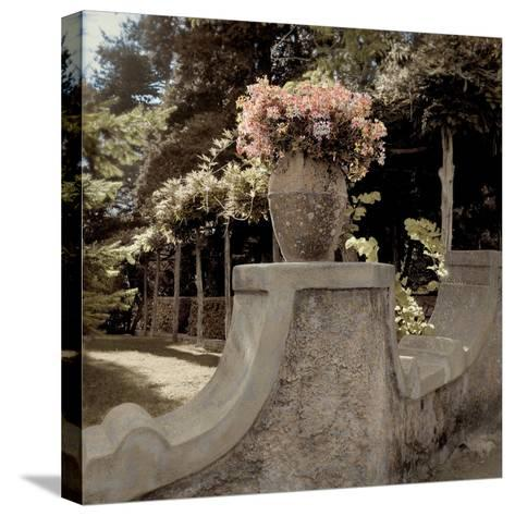 Giardini Italiano #8-Alan Blaustein-Stretched Canvas Print