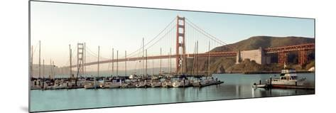 Golden Gate Bridge #33-Alan Blaustein-Mounted Photographic Print