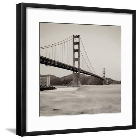 Golden Gate Bridge #34-Alan Blaustein-Framed Art Print