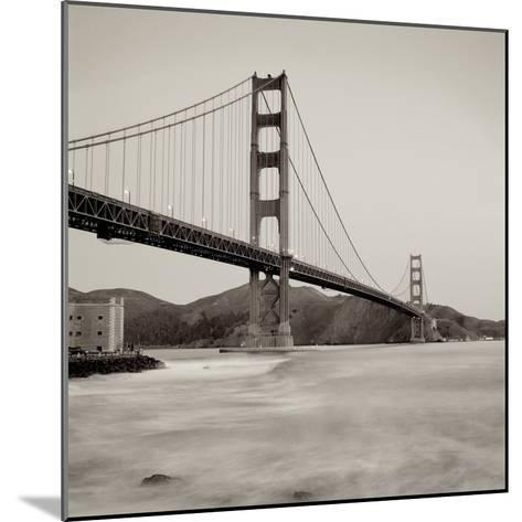 Golden Gate Bridge #34-Alan Blaustein-Mounted Photographic Print