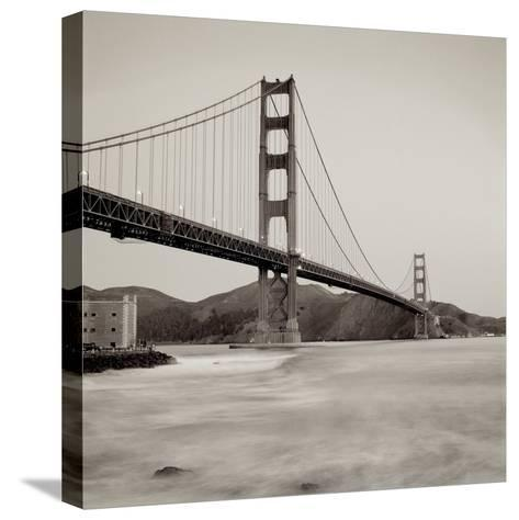 Golden Gate Bridge #34-Alan Blaustein-Stretched Canvas Print