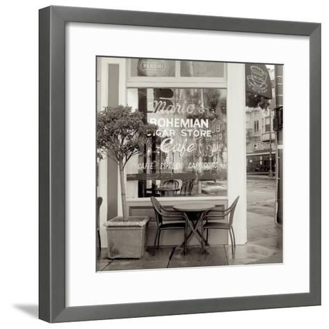 Mario?s Cigar Store #3-Alan Blaustein-Framed Art Print