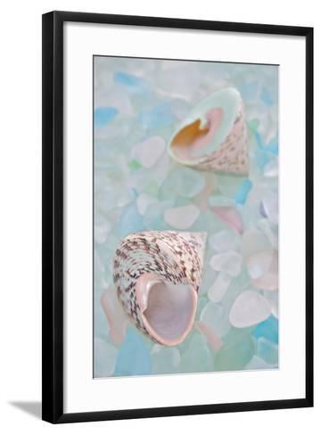 Crystal Harbor #5-Alan Blaustein-Framed Art Print