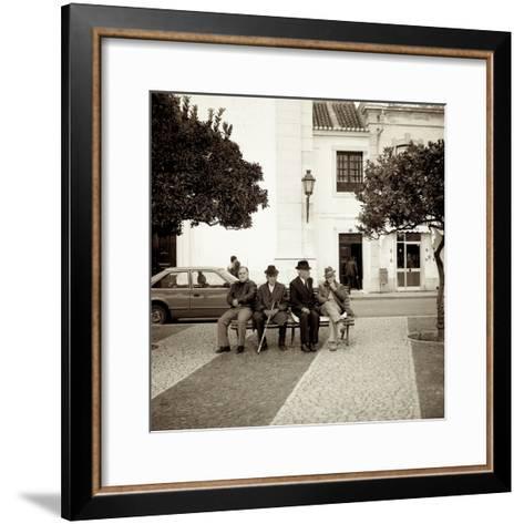Granada #1-Alan Blaustein-Framed Art Print