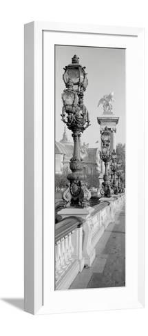Paris #1-Alan Blaustein-Framed Art Print