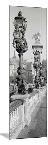 Paris #1-Alan Blaustein-Mounted Photographic Print