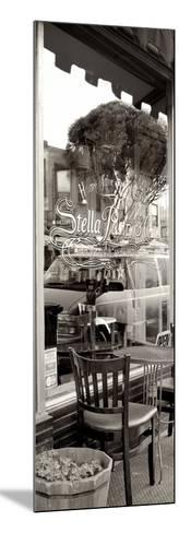 San Francisco Cafe Pano #3-Alan Blaustein-Mounted Photographic Print