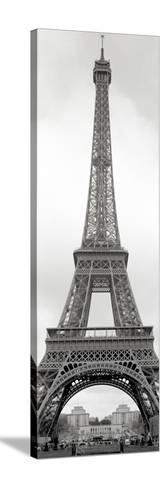 Tour Eiffel #10-Alan Blaustein-Stretched Canvas Print