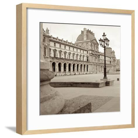 Paris #9-Alan Blaustein-Framed Art Print