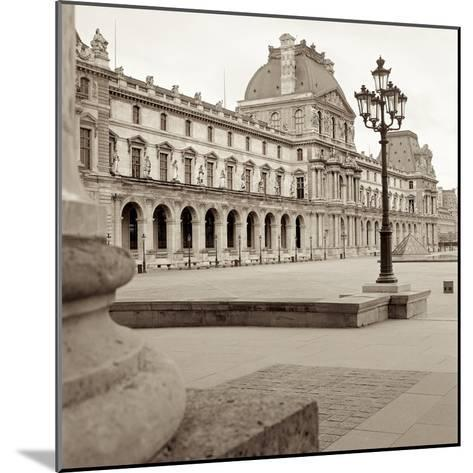 Paris #9-Alan Blaustein-Mounted Photographic Print