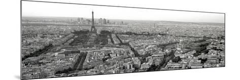 Paris By Day-Alan Blaustein-Mounted Photographic Print