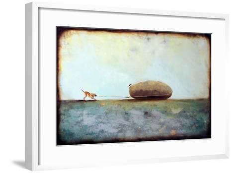 Fair Game-Alicia Armstrong-Framed Art Print