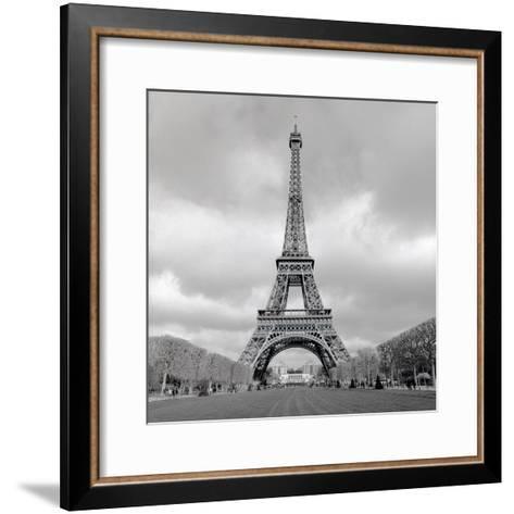 Tour Eiffel #16-Alan Blaustein-Framed Art Print