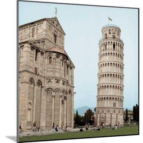 Pisa Tower #1-Alan Blaustein-Mounted Photographic Print