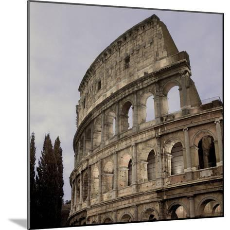 Coliseum Rome #2-Alan Blaustein-Mounted Photographic Print