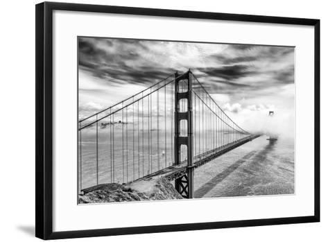 Into the Abyss-Dave Gordon-Framed Art Print