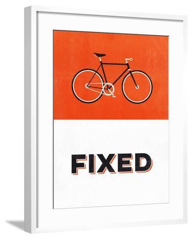 Fixed-Hannes Beer-Framed Art Print
