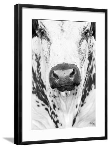 Nosey-Matthew Platz-Framed Art Print