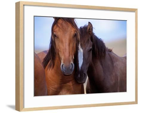 Lovers-Tony Stromberg-Framed Art Print