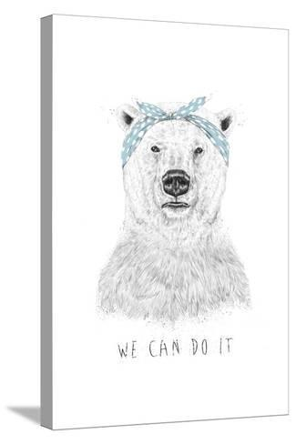 We Can Do It-Balazs Solti-Stretched Canvas Print