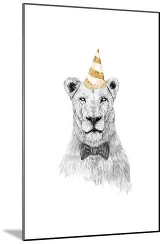 Get The Party Started-Balazs Solti-Mounted Art Print