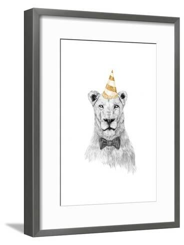 Get The Party Started-Balazs Solti-Framed Art Print