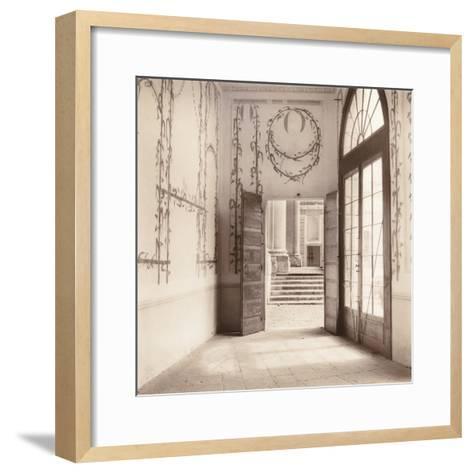 Villa Pisani, Veneto-Alan Blaustein-Framed Art Print