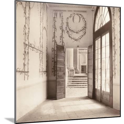 Villa Pisani, Veneto-Alan Blaustein-Mounted Photographic Print