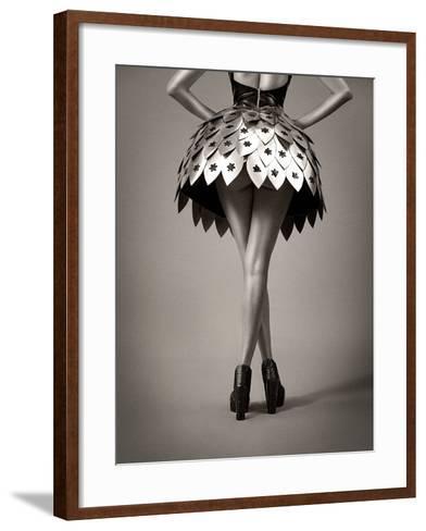 Round the Horst-Ernesto Navarro-Framed Art Print