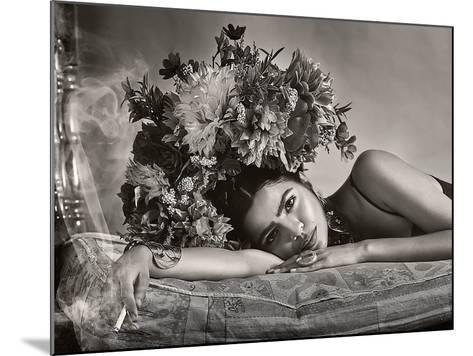 I Would Like to Give You Everything-Ernesto Navarro-Mounted Photographic Print